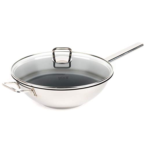 Vivo by Villeroy & Boch Group CW0570 Wok, 30 cm, schwarz