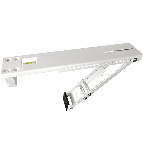 Foozet Window Air Conditioner Support Bracket Heavy Duty, Up to 165 lbs, Fits Up to 24K btu A/C Unit