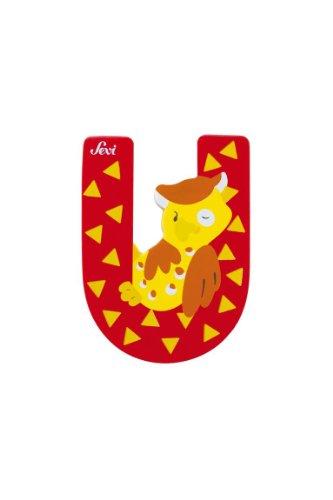 Trudi 81629 - Sevi Tierbuchstabe Uhu U