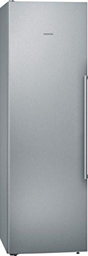 Frigorífico una puerta - Siemens KS36FPI3P, 300 L, No Frost, 186 cm, Clase A++, Inox antihuellas
