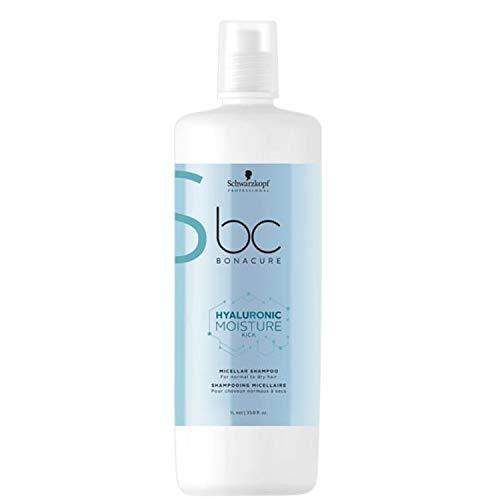 Schwarzkopf Bonacure Moisture Kick Shampoo, 1er Pack, (1x 1000 ml)