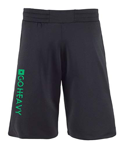 Go Haevy Homme WOD Shorts - Noir L