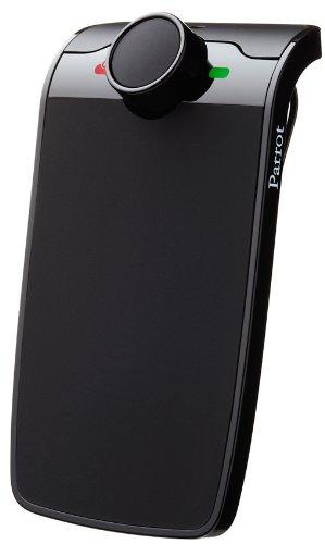 Parrot Minikit+ Tragbare Bluetooth-basierte Freisprechanlage für Mobiltelefone, Smartphones und...
