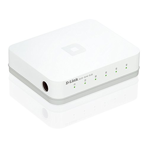D-Link GO-SW-5G/E - Gigabit Ethernet 10/100/1000 switch