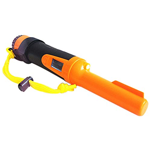 ACAMPTAR Detector de Metales Submarino Naranja Detector de O