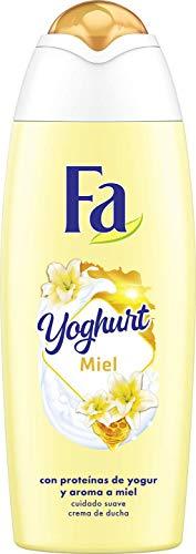 Fa Yoghurt Miel Crème De Douche Peaux Normales 550ML