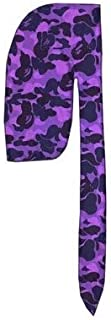 Customs Slippery Apparel | Designer Durag (60+ Designs) Fashion Durags LV Supreme Ape & More