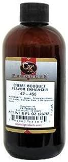 cream bouquet extract