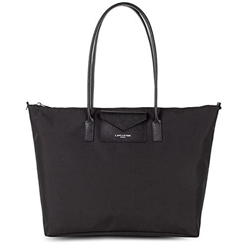 LANCASTER Grand sac cabas Noir