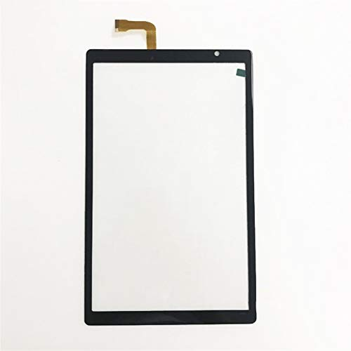 Screen replacement kit Touch Screen Fit For 10.1' Vankyo MatrixPad S20 Tablet Touch Panel Glass Digitizer Fit For Vankyo S20 Repair kit replacement screen (Color : Black)