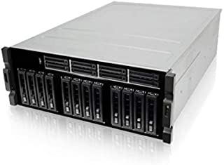 20-Bay (3.5 inches X12, 2.5 inches X 8) 4U Rackmount, Intel® Xeon® W-2133 with C422 Chipset, 64G DDR4 W/ECC, 6 X PCIe Expa...