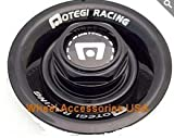 Deal on Wheels Motegi FF7 MR237 Black Center Cap 2237840306 New fits All MR5 Wheel Sizes