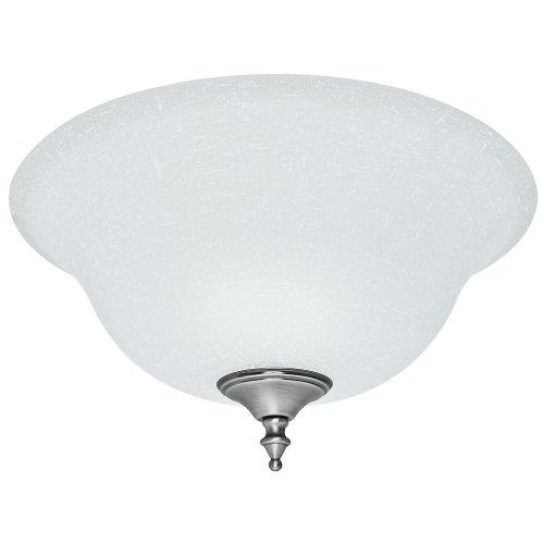 Hunter 99162 White Linen Bowl Glass