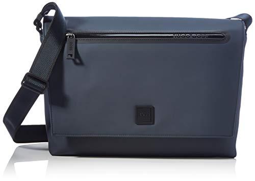 BOSS Heren Hyper N_messenger Messenger Bag, Navy411, eenheidsmaat EU