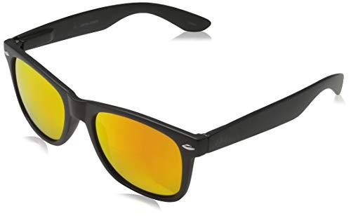 JACK & JONES Herren JACMATTEO Sunglasses Sonnenbrille, Orange Pepper, ONE Size