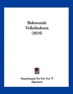 Bekroonde Volksliederen (1835)