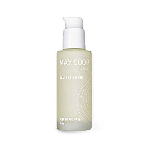May Coop Raw Activator Serum 60ml, Acer Maple Water 100%