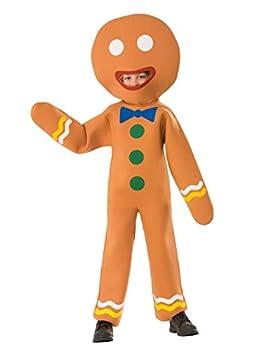 Rubie s Child s Gingerbread Man Costume Medium