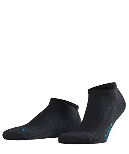 FALKE Cool Kick Sneaker Socquettes Homme Noir (Black 3000) 37/38 (Taille fabricant:37-38)