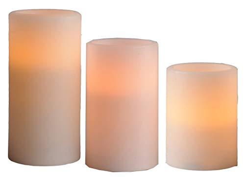 de mouvements flamme simulation Lot 3 LED Best 066 Season bougies 35 de avec de 8nOP0wk