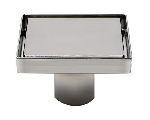 Alfi ABSD55B-PSS Drenaje de ducha, acero inoxidable pulido