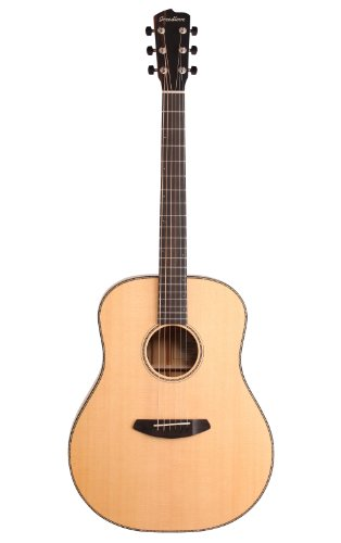 Breed Love Oregon Oregon Dreadnought + Maletín electroacústica Guitarra acústica folk eléctrico
