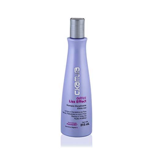 Shampoo Disciplinante Defrizz, C.Kamura, 315 ml