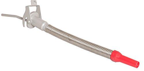 Preisvergleich Produktbild Ausgussstutzen flexibel 365mm mit Luftrohr HP