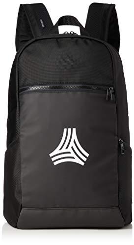 adidas Herren Football Street Rucksack, Black/White/Solred, NS
