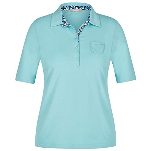 Rabe Damen Poloshirt Minze - 42