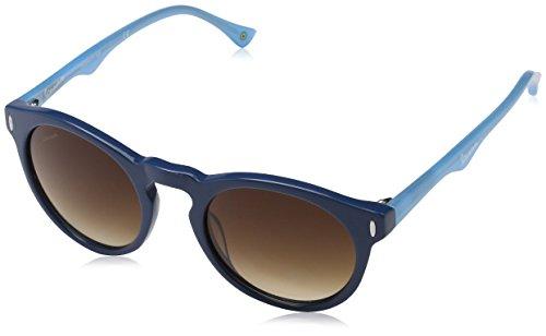 Vespa Unisex-Erwachsene Eye Sonnenbrille, Blau (Verde/petrolio), 48