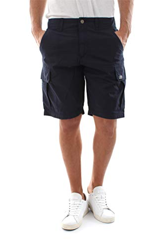 Napapijri NOTO 3 Pantalones Cortos, Azul (BLU Marine 1761), 32 para Hombre