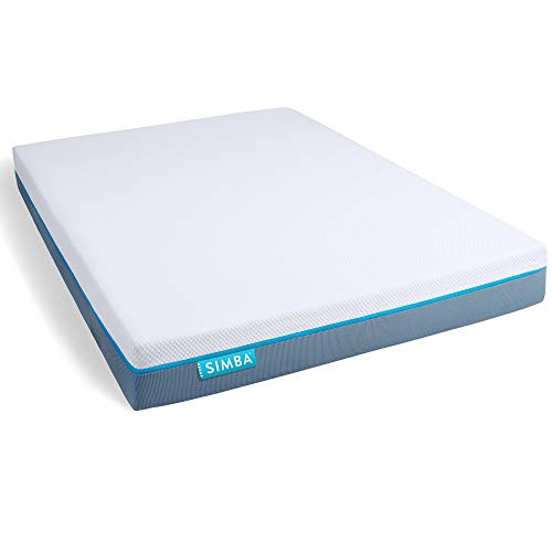 Simba Hybrid Box Mattress | 1500 Springs | UK King 150x200x20cm | 200 Nights trial | 10 years...