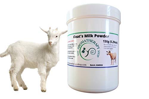Lait de Chèvre Poudre (Nature Identiques) pour Savons & Lotions 150g Baignoire