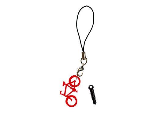 Miniblings remolques móviles Rueda de Bicicleta Handyschmuck Bicicleta Paseo en Bicicleta LC...
