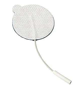 Empi StimCare Carbon Cloth 2  Round Electrodes 4 per Pack 198928-001