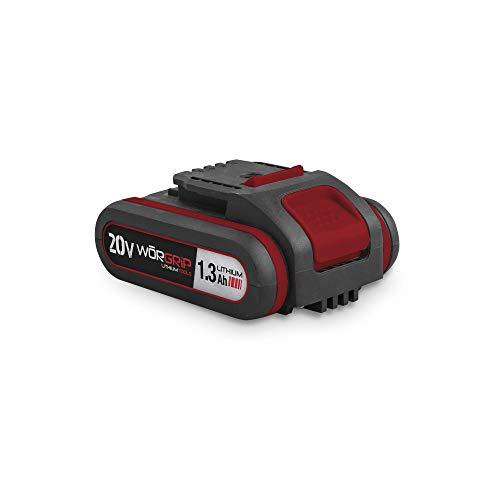 bateria para atornilladores y taladros worgrip pro 20 voltios. 1.3AH