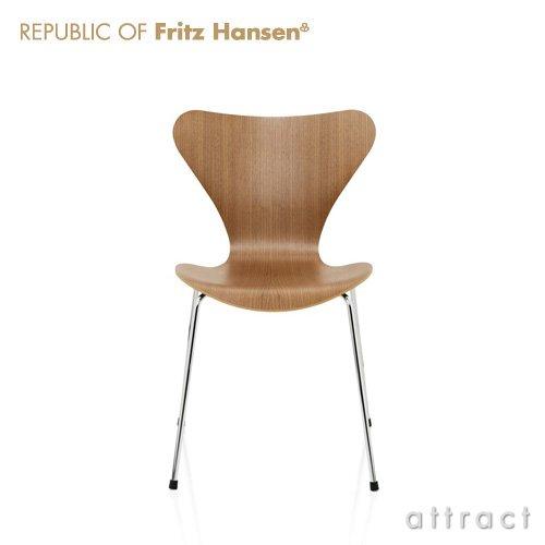 Fritz Hansen フリッツハンセン SERIES 7 セブンチェア クリアラッカー 3107(ウォルナット)