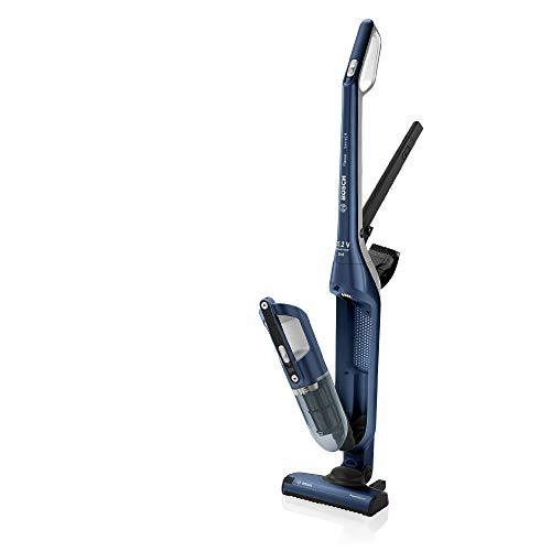 Bosch Flexxo Serie I 4 BCH3P255 - Aspiradora sin cable y de mano, de 25.2V, hasta 55 minutos de autonomía, color azul
