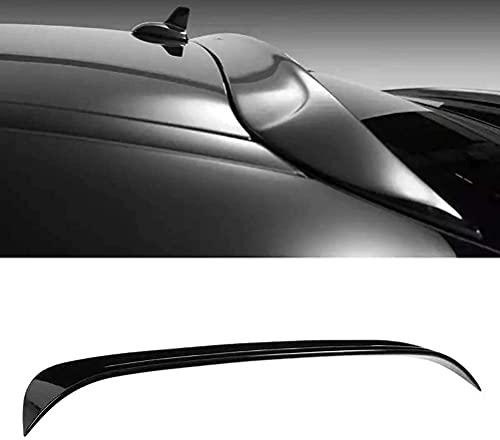 Siyse Alas de alerón Trasero de plástico ABS para Mercedes-Benz Clase CLA C117 CLA45 2013 2014 2015 2016 2017-2019, decoración de Labios de Carreras de ala Trasera