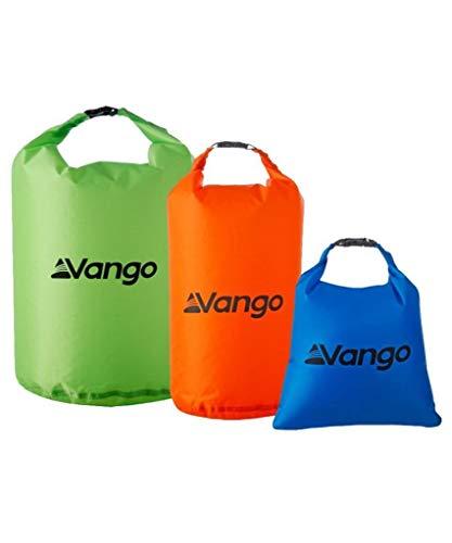 Vango Dry Bag Set - Mixed,