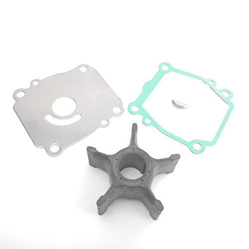 Review Of Wingogo 17400-90J20 Water Pump Repair Kit for Suzuki Outboard 4 Stroke DF 90-100-115-140 H...