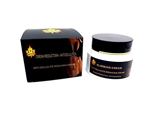 Crema Anticelulítica- Reductora. Quemagrasas, Reafirmante potente, hombre mujer, abdomen caderas y glúteos, anti celulitis intensivo. ANTI Cellulite Reducing Cream
