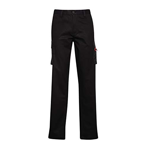Utility Diadora - Pantalone da Lavoro Pant Stretch Cargo per Uomo (EU M)