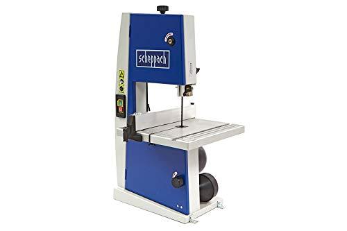 Scheppach madera máquina de sierra de cinta 1 Basa 8