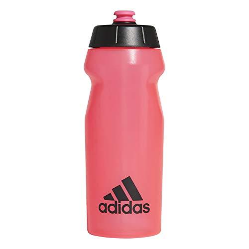 adidas Perf BTTL 0,5 Botella, Adultos Unisex, ROSSEN/Negro/ROSSEN (Multicolor), Talla Única
