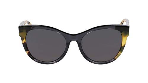 DKNY DK533S Gafas, Tokyo Tortoise/Smoke, 52/17/135 para Mujer