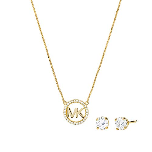 Michael Kors Damen 925er Silber One Size Gold 32011808