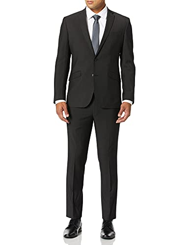 Kenneth Cole Unlisted Black Slim Fit Suit