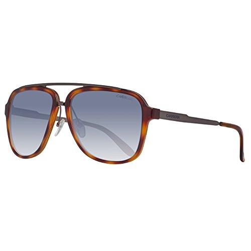 Carrera Herren 97/S KU TJJ 59 Sonnenbrille, Grau (Bluette Avio)
